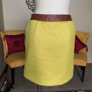 Anthropologie Skirts - Anthropologie HD in Paris Quilted Mini Skirt 2